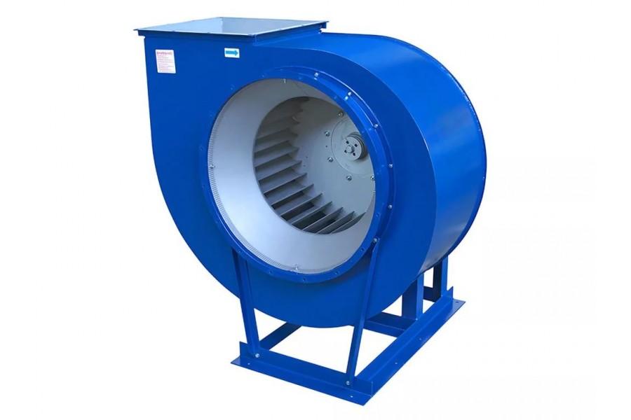 Вентилятор радиальный ВР 80-75-5,0 (1500 об/мин, 2,2 кВт)